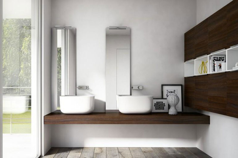 Emejing Outlet Arredo Bagno Contemporary - Amazing House Design ...