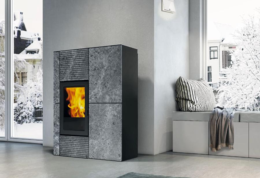 Offerte Edilkamin Caserta: stufe a pellet, termostufe e termocamini