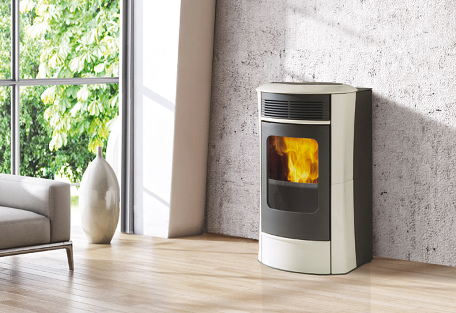Offerte edilkamin caserta stufe a pellet termostufe e - Stufa a pellet con termosifoni ...